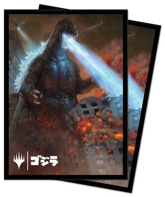 MtG Ikoria Alternate Art Godzilla King of Monsters Standard Card Sleeves