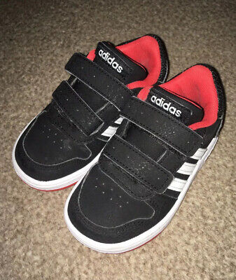 Boys Adidas Trainers Infant Size 6