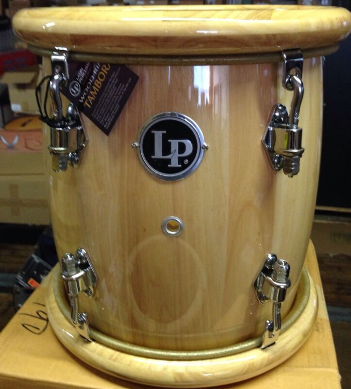 LP Tambora with Wood Rim LP271-WD