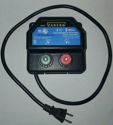 Electric Fence Controllerno Ea5m-z Zareba Systems