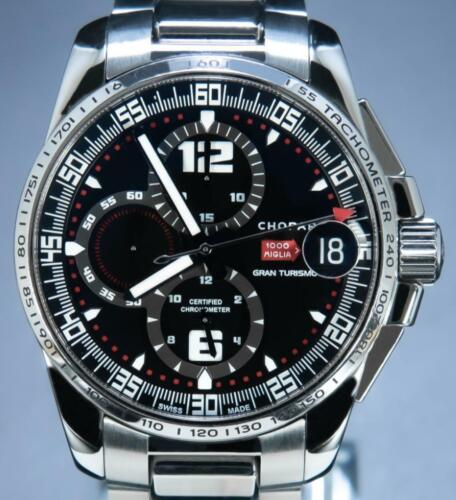 Chopard GT XL Gran Turismo Mille Miglia Automatic Chronograph 44 MM 158459-3001 - watch picture 1