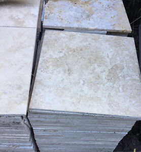 Clearance of Limestone and Travertine Tiles Northgate Brisbane North East Preview