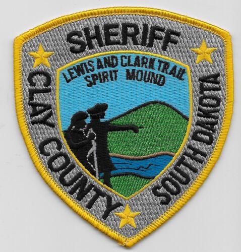 Clay County Sheriff StateSD Police State South Dakota Lewis & Clark Trail