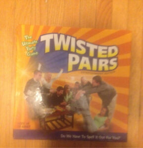 Twisted Pairs party game Cambridge Kitchener Area image 1