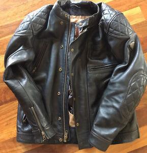 Triumph Steve McQueen Leather Jacket M as new Diamond Creek Nillumbik Area Preview