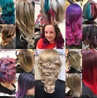 Hair by Angela Lessard