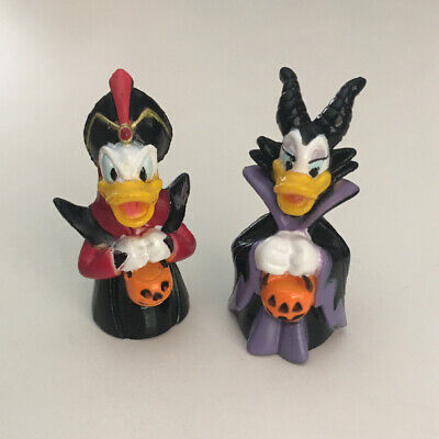 Disney Collector Packs Park Series 7 Halloween Donald & Daisy Duck Maleficent