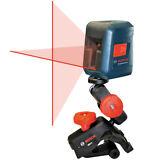 Bosch Tools GLL2 Self-Leveling Cross Line Laser w/Flexible Mount New