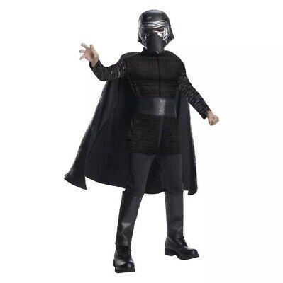 NWT Disney Store Kylo Ren Deluxe Costume Sleep Set Star Wars The Last Jedi