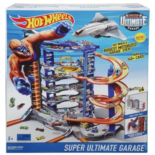 Hot Wheels Super Ultimate Garage