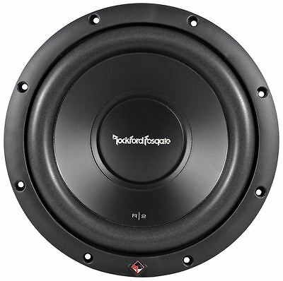 "Rockford Fosgate R2D4-10 Prime 10"" 500 Watt  Dual 4 Ohm Car Audio Subwoofer Sub"