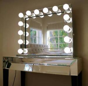 hollywood mirror lights gumtree australia free local classifieds. Black Bedroom Furniture Sets. Home Design Ideas