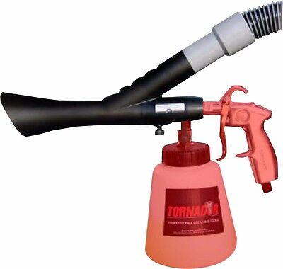 Tornador Velocity-Vac COMBO VACUUM & TORNADIC CLEANER IN ONE ZV200