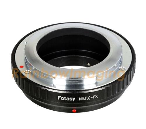 Contax RF Ranger Finder (Outer Bayonet) Lens to Fuji X Mount XT1 XT2 XT3 adapter