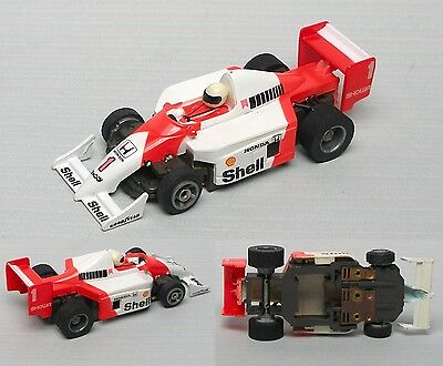 1991 Tyco Showa V Rare  1 Shell F 1 Indy Slot Car Body 8964 Japan Z Car Release