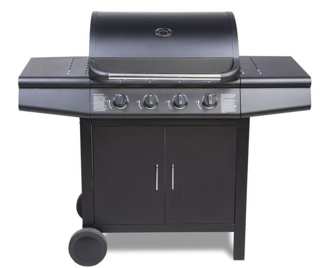 Landmann Gasgrill Ir Expert Test : Buy gas 4 burner barbecues ebay
