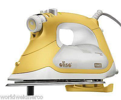 Oliso TG1600 Smart Iron with iTouch Technology 1800 Watts Bu