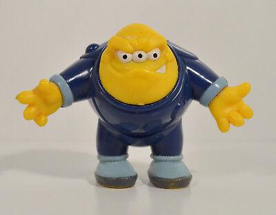 """2006 Neutron 2.75"""" 3-Eyed Yellow Thug Alien Henchman Planet Heroes Action Figure"""