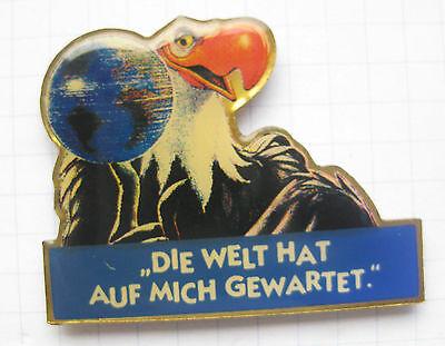 WEST / DIE WELT HAT AUF MICH GEWARTET ..............Zigaretten Pin (130i)