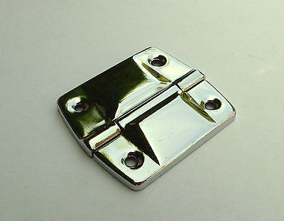 Nickel Plated Hinge for Flight Case DJ Turntable Mixer Cabinet