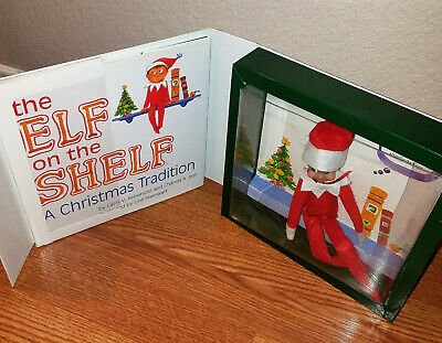 Elf On the Shelf Christmas Tradition Kit Book Doll