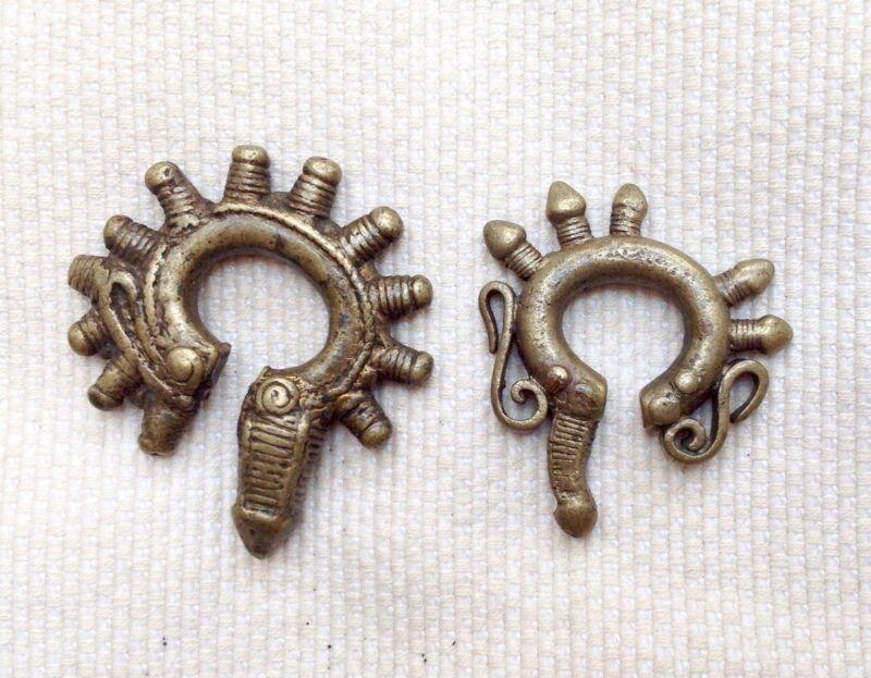 Earrings Batak - Bronze