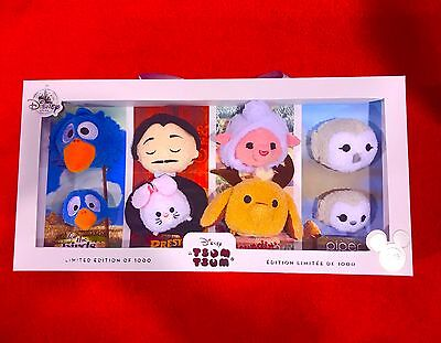D23 Limited Edition Pixar Tsum Tsums