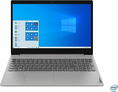"""Lenovo - IdeaPad 3 15"""" Touch Screen Laptop - Intel Core i5-1035G1 - 12GB Memo..."""