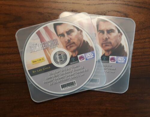 The JACK REACHER Series - 36 MP3 Audiobook Collection -  by Lee Child