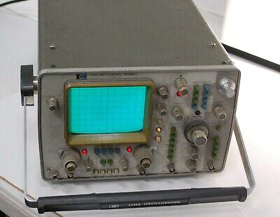 Hp 1740a 100mhz Oscilloscope
