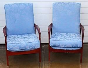 Retro/ Vintage TV Chairs Kalamunda Kalamunda Area Preview