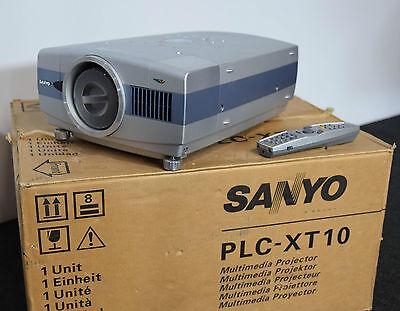 Video Proiettore Professionale Sanyo PLC XT10 Cinema Teatro MAXI SCHERMO