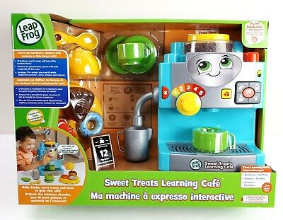 Sweet Treats Learning Café Serve up Numbers Shapes Colours LeapFrog New