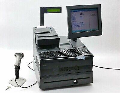 Ibm Surepos 4800-e84 Pos Retail System Touch Terminal 3gb 500gb Hdd Msrkey