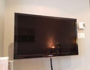 """Télévision HD 1080p 46"""" LCD Samsung LN46C650"""