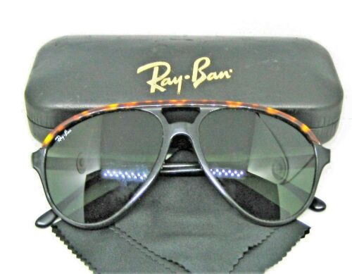 Ray-Ban USA Vintage 80s B&L TraditionalS A/L Cats 5000 TwoTone L1688 Sunglasses
