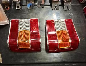 """TC TD Cortina XLE V8, NOS Tail Lights, 9"""". WILL NOT SEPERATE PARTS. Richlands Brisbane South West Preview"""