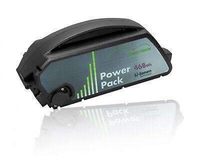 Bicicleta Eléctrica Vision Batería Repuesto Power Pack 13Ah 468WH 36V para Bosch