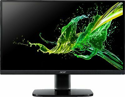 "Acer - 23.8"" IPS LED FHD FreeSync Monitor - Black"