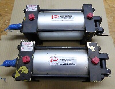 Peninsular Cylinder Lm3400a Bore 4 Stroke 5 Lot Of 2