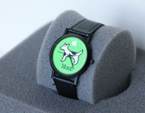 Rare Vintage Apple Moof! Clarus the Dogcow Watch + New Battery