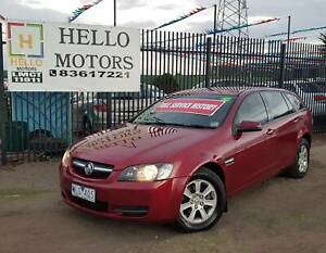 HOLDEN COMMODORE WAGON LOW KM AUTO REGO AND RWC Ravenhall Melton Area Preview