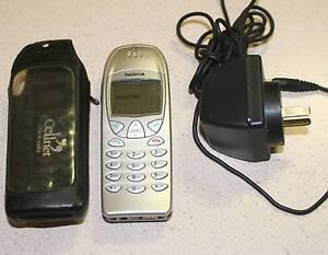 Nokia 6210 mobile phone Evatt Belconnen Area Preview
