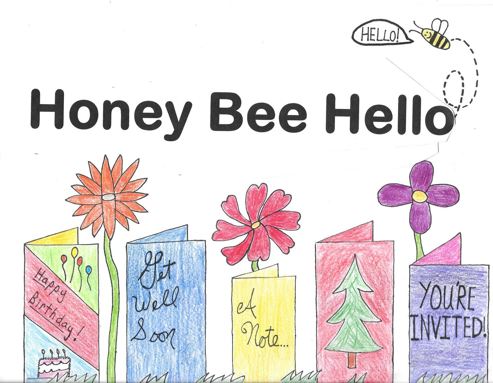 HoneyBeeHello