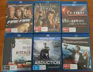 Blu-ray Dvd's some new unsealed,some as new. Woy Woy Gosford Area Preview