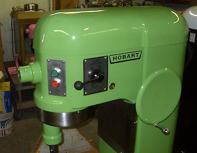 Hobart 60 Qt Mixer H600 New Bowl Doughhook  220 Volt 3 Phase