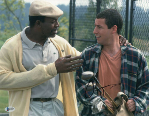 WOW ADAM SANDLER SIGNED HAPPY GILMORE 11X14 PHOTO AUTHENTIC AUTOGRAPH BECKETT 1