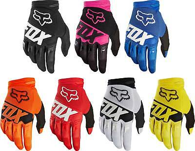 Fox Racing Dirtpaw Race Gloves 2018 - MX Motocross Dirt Bike Off Road ATV Mens ()