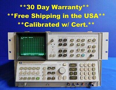 Agilent Hp Keysight 8566a Microwave Spectrum Analyzer 100 Hz - 22 Ghz
