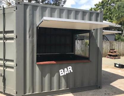 Container Bar / Retail Servery ONLY 1 LEFT!